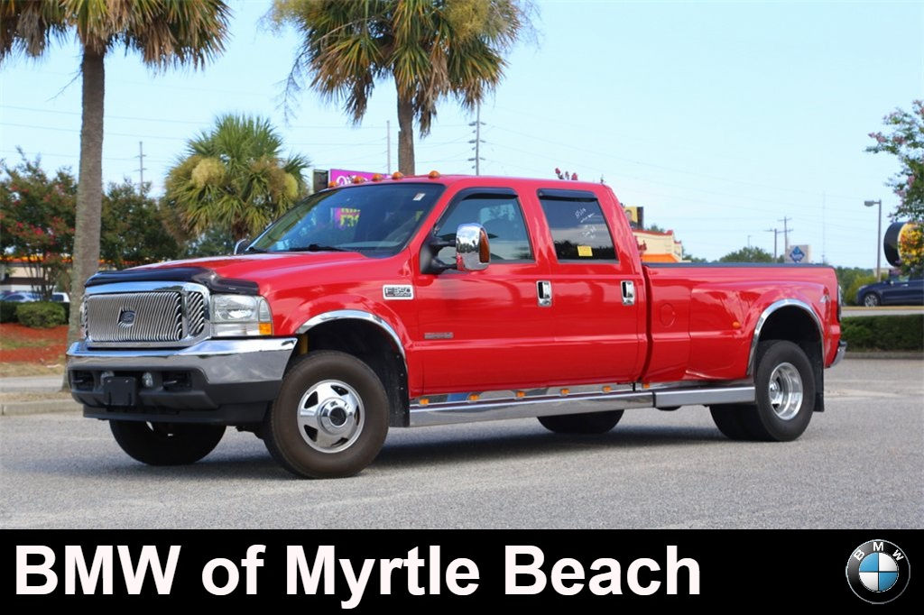 Pre-Owned 2003 Ford F-350SD Lariat