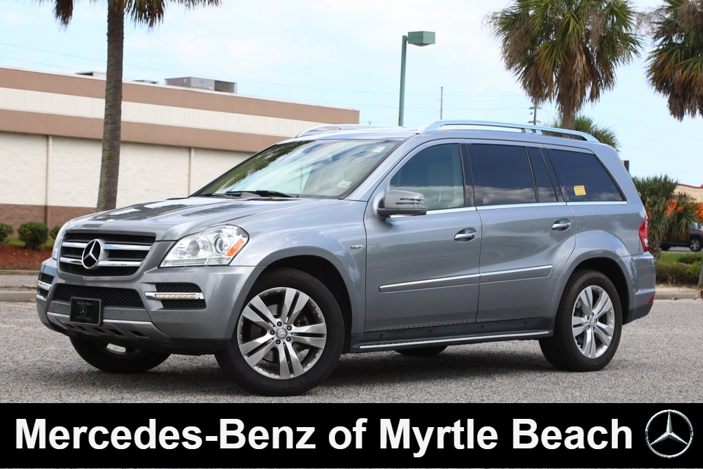 Pre-Owned 2012 Mercedes-Benz GL-Class GL 350