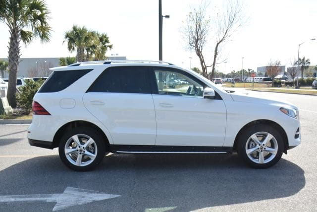 New 2018 mercedes benz gle gle 350 suv in myrtle beach for Mercedes benz of myrtle beach