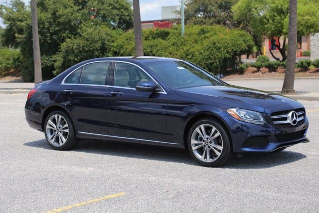 Exceptional New 2018 Mercedes Benz C Class C 300