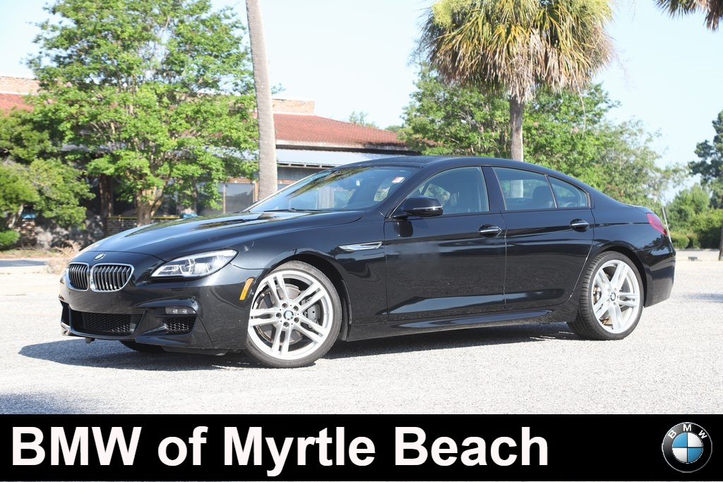 Pre-Owned 2016 BMW 6 Series 640i Gran Coupe