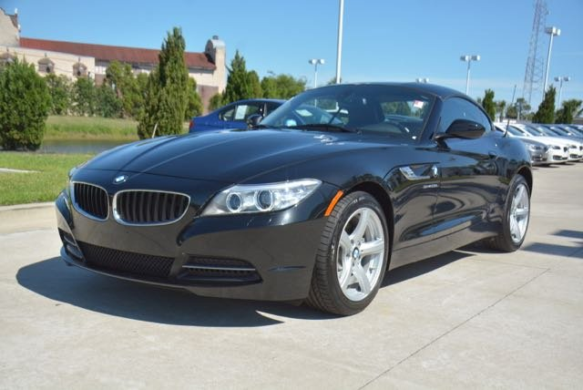 PreOwned 2015 BMW Z4 sDrive28i Convertible in Myrtle Beach 6062