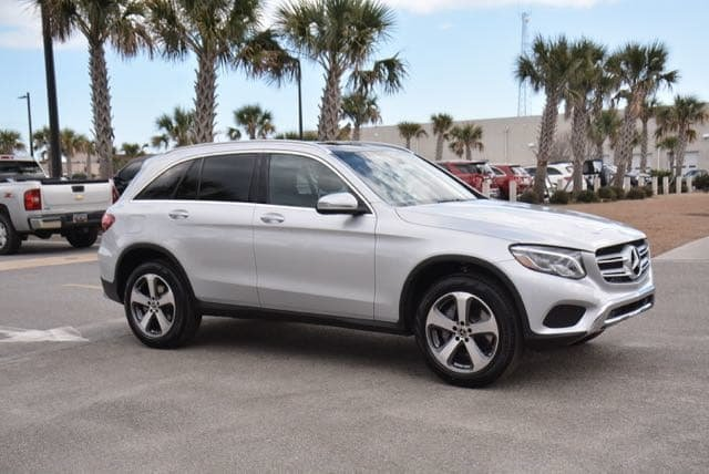New 2018 mercedes benz glc glc 300 suv in myrtle beach for Mercedes benz of myrtle beach