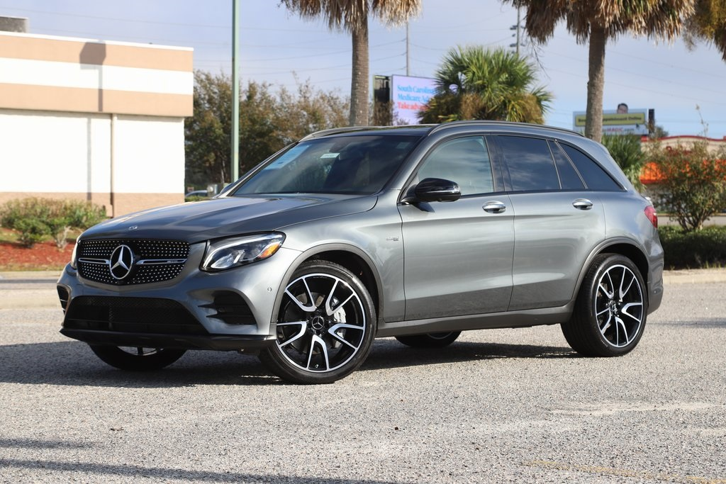 2019 Mercedes-Benz GLC 43 AMG® 4MATIC® SUV