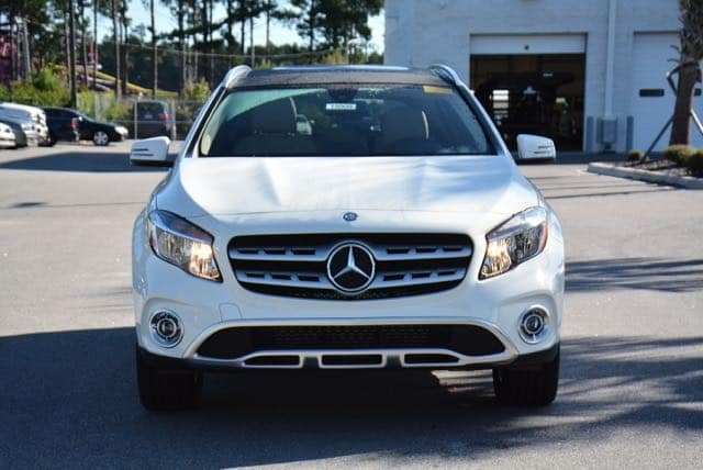 New 2018 mercedes benz gla gla 250 suv in myrtle beach for Mercedes benz of myrtle beach