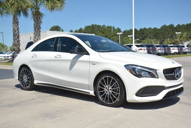 New 2018 MercedesBenz CLA CLA 250 Coupe in Myrtle Beach 18005