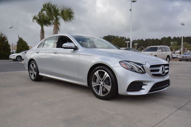 New 2017 mercedes benz e class e 300 sport sedan in myrtle for Mercedes benz of myrtle beach