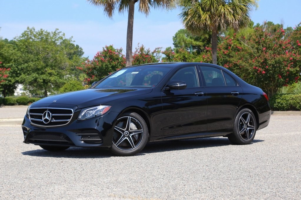 2019 Mercedes-Benz E 300 E-Class Sedan